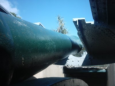 Disappearing Gun, Fort Victoria