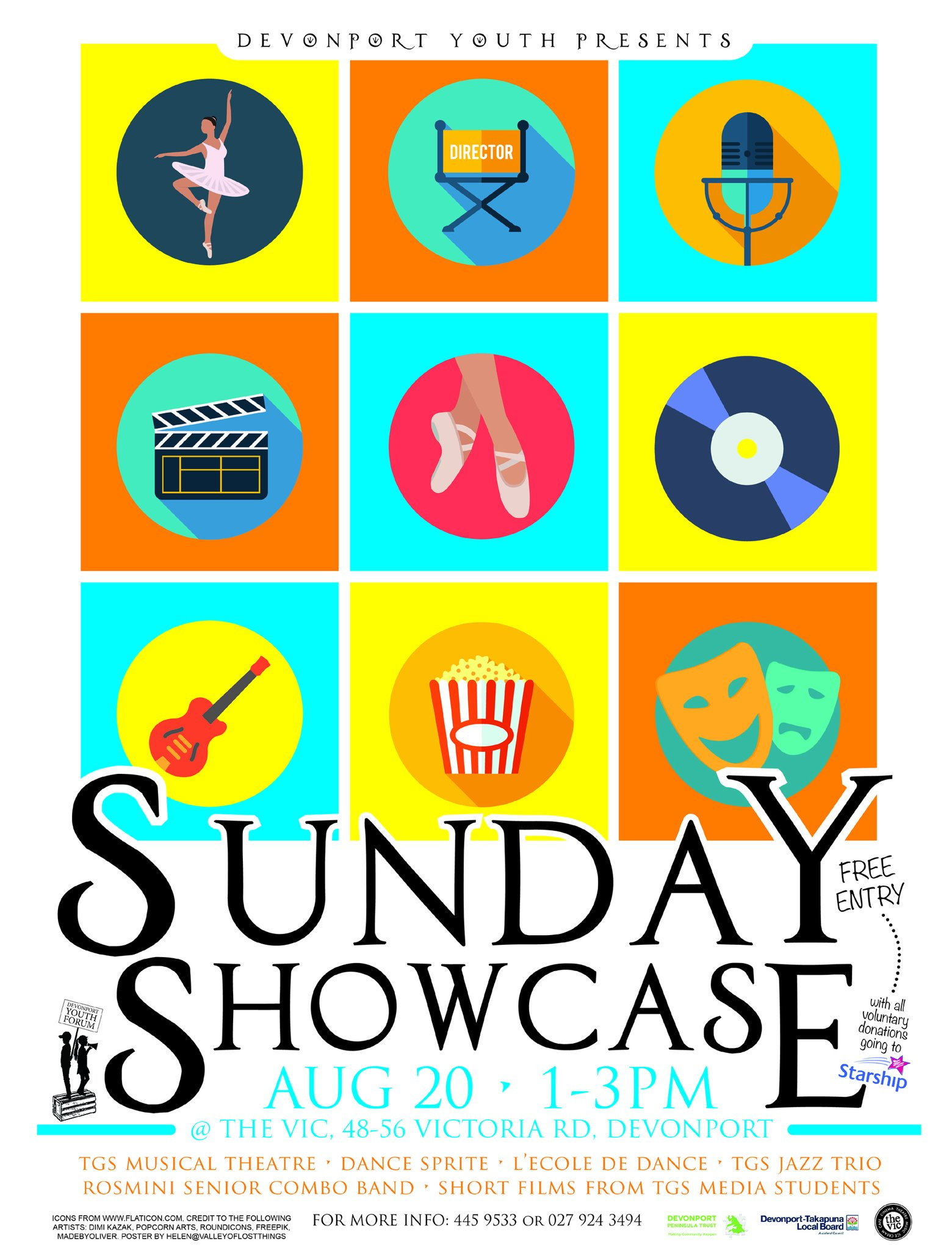 Sunday Showcase