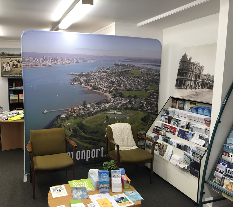 devonport information centre