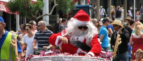 devonport christmas parade