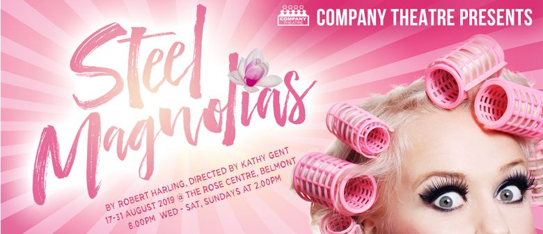 steelmagnolias at the rose centre