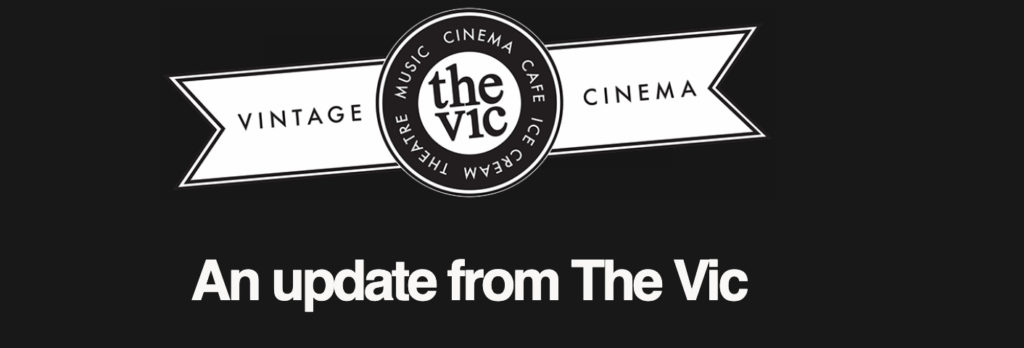 update from the vic