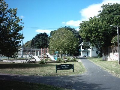 Stanley Bay Reserve & Tennis Courts